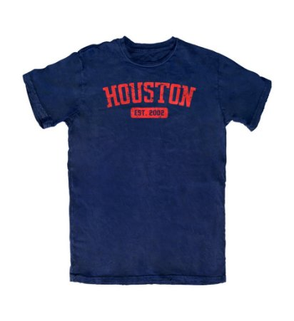Camiseta PROGear Houston Texans Est.