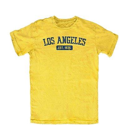 Camiseta PROGear Los Angeles Rams Est.