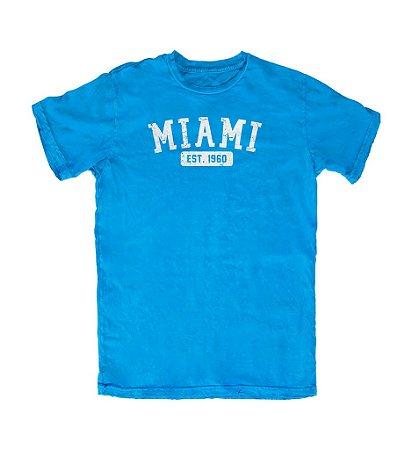 Camiseta PROGear Miami Dolphins Est.