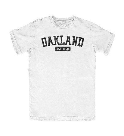 Camiseta PROGear Oakland Raiders Est.