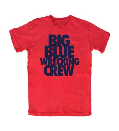 Camiseta PROGear New York Giants Big Blue