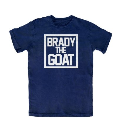 Camiseta PROGear New England The Goat