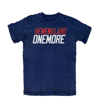 Camiseta PROGear New England One More
