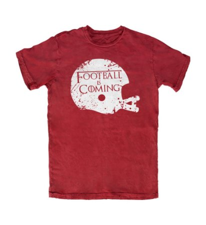 Camiseta PROGear Football is Coming