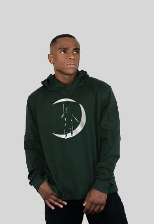 Blusa Action Clothing The Poet Verde