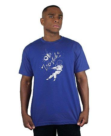 Camiseta Bleed American Vostok Azul