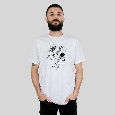 Camiseta Bleed Vostok Branco