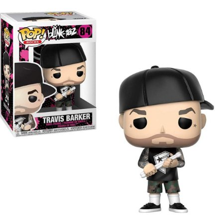 Funko Pop! blink-182 - Travis Barker