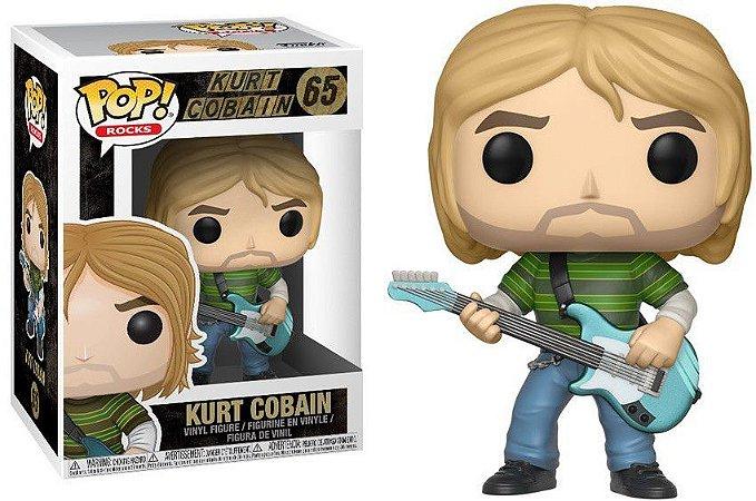Funko Pop!Nirvana: Kurt Cobain