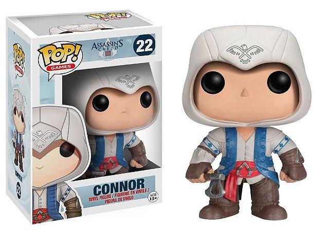 Funko Pop! Assassin's Creed: Connor