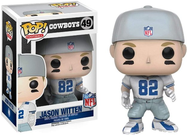 Funko POP! NFL - Jason Witten #49 - Dallas Cowboys
