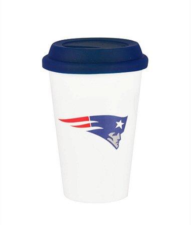 Copo de Café NFL - New England Patriots