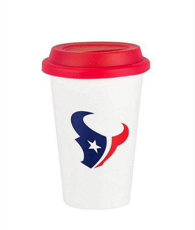 Copo de Café NFL - Houston Texans