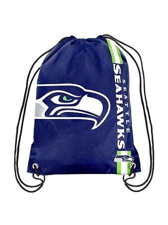 Mochila com Cordão NFL - Seattle Seahawks