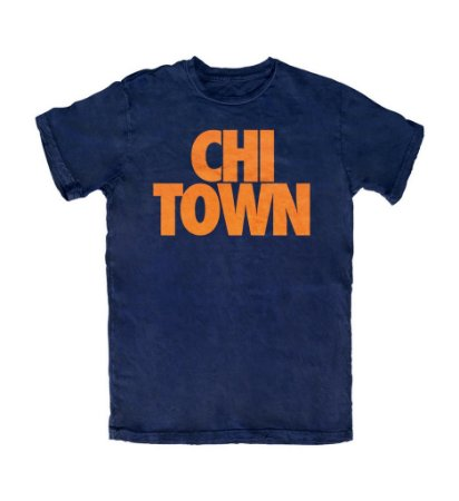 Camiseta PROGear Chicago Bears Chi-Town