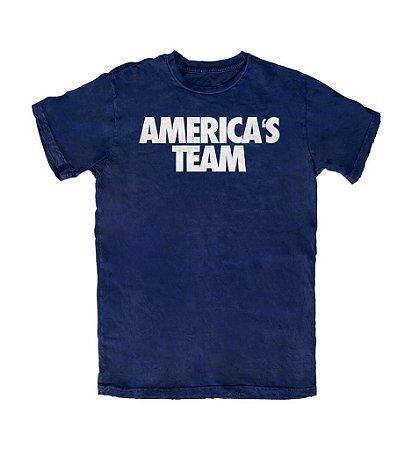 Camiseta PROGear Dallas Cowboys America's Team