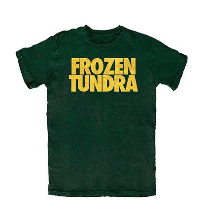 Camiseta PROGear Green Bay Packers Frozen Tundra