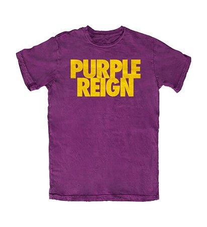 Camiseta PROGear Minnesota Vikings Purple Reign