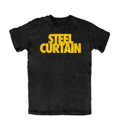 Camiseta PROGear Pittsburgh Steel Curtain