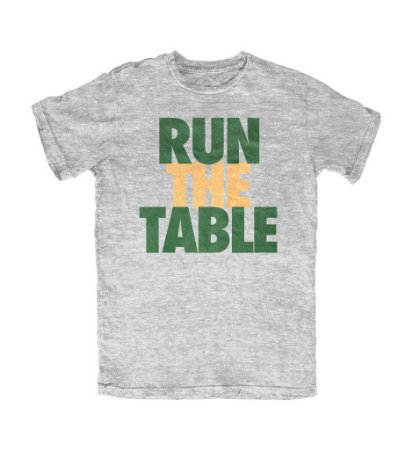 Camiseta PROGear Green Bay Packers Run The Table