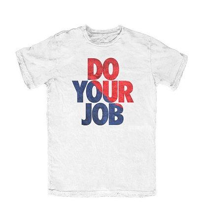 Camiseta PROGear New England Do Your Job