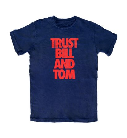 Camiseta PROGear New England Trust Bill and Tom