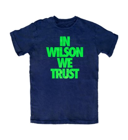 Camiseta PROGear Seattle In Wilson we Trust