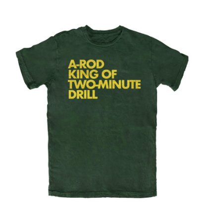 Camiseta PROGear Green Bay Packers King Of Two-Minute Drill
