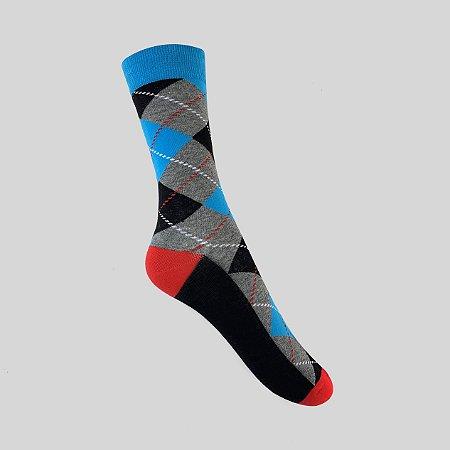 Meia Really Socks Tradicional Mescla