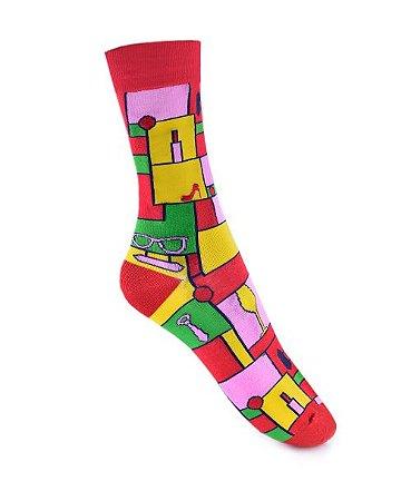 Meia Really Socks Beaut Fashion