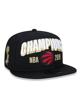 Boné New Era 950 NBA Nba 19 Champs Torrap Blk