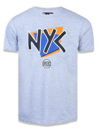 Camiseta NBA New Era New York Knicks 90 S City