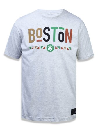 Camiseta NBA New Era Boston Celtics 90 S Ethnic