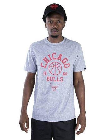 Camiseta NBA New Era Chicago Bulls