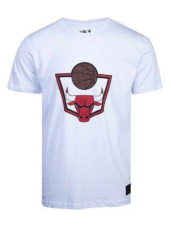 Camiseta NBA New Era Chicago Bulls Essentials Sp Play