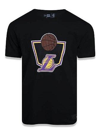 Camiseta NBA New Era Los Angeles Lakers Essentials Sp Play