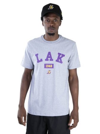 Camiseta NBA New Era Los Angeles Lakers