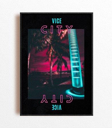 Poster NBA Miami City