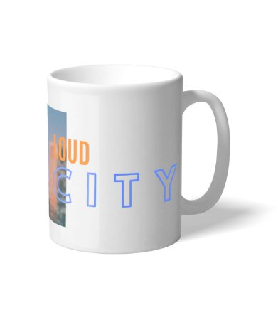 Caneca NBA Oklahoma City