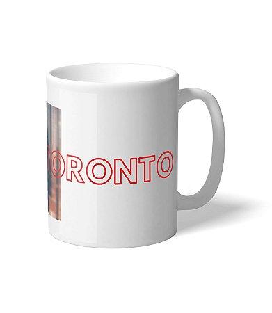 Caneca NBA Toronto City