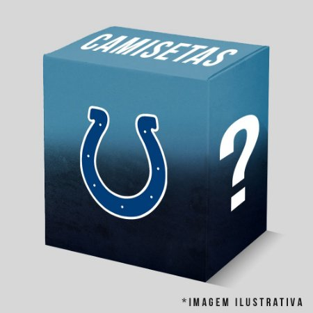 Pack - 3 Camisetas Indianapolis Colts