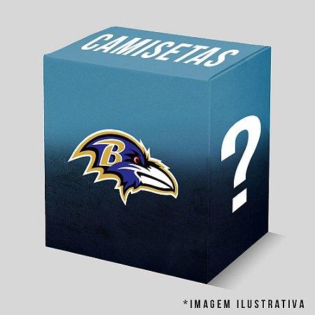 Pack - 3 Camisetas Baltimore Ravens
