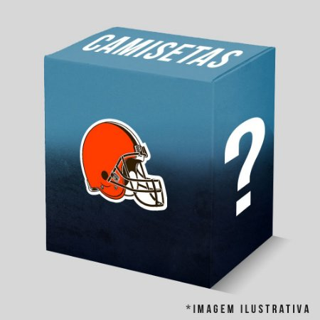 Pack - 3 Camisetas Cleveland Browns
