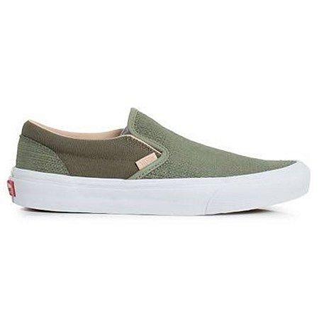 Tênis Vans Classic Slip-On Verde