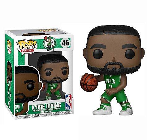 Funko Pop! NBA Kyrie Irving: Boston Celtics #46