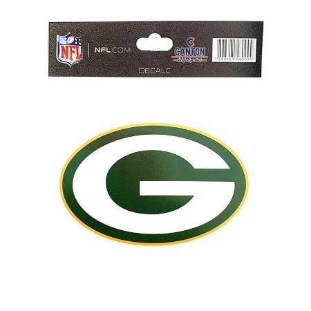Adesivo Green Bay Packers