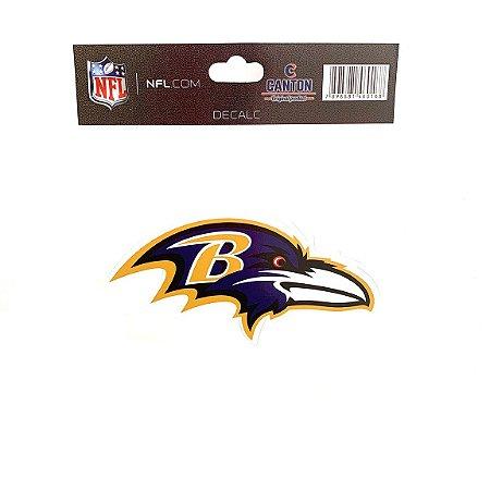 Adesivo NFL Baltimore Ravens