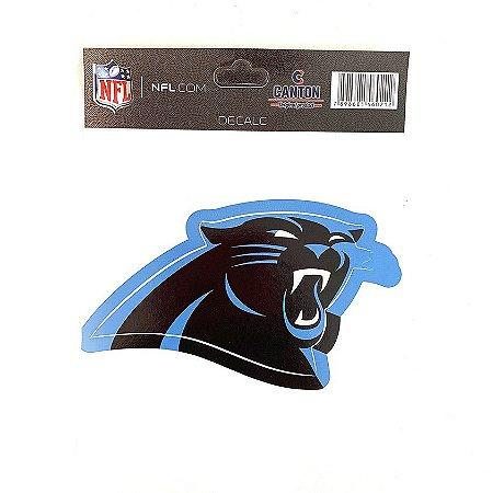 Adesivo Carolina Panthers