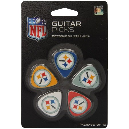 Guitar Picks Pittsburgh Steelers