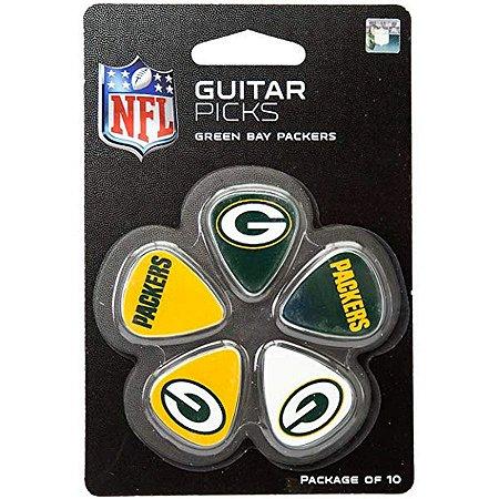 Guitar Picks Green Bay Packers